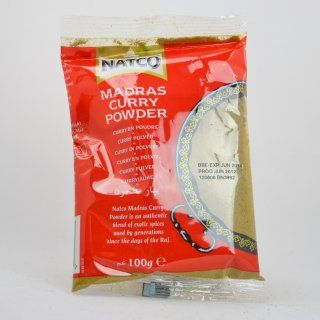Curry Madrás - 100 g